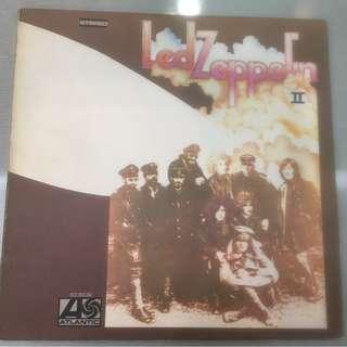Led Zeppelin – Led Zeppelin II, Vinyl LP, 1st US RL/SS, Pressing, Atlantic – SD 8236, 1969, USA
