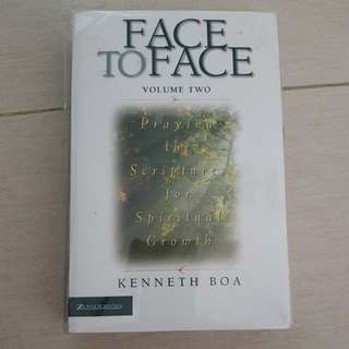 Face to Face Volume 2