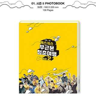 SECHSKIES-No Basic Youth Trip Season 2 [Photobook]