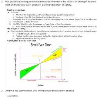 Concise IB Business & Management (SL&HL) Notes