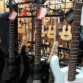Cort E/Guitar X-2 - BK Bunga 0% Dp 0% Cukup Adm 199.000 Tanpa CC