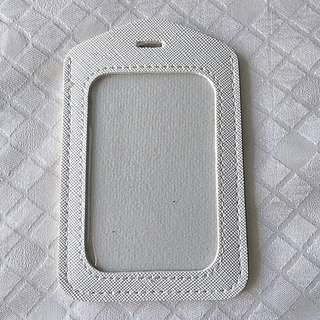 BN White Card / Pass Holder (for Lanyard)