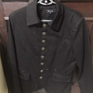 Korean military-style jacket