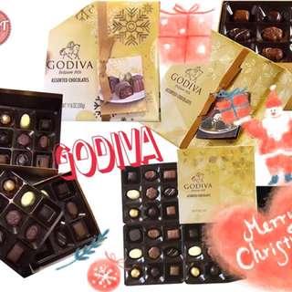 GODIVA Assorted Chocolate 禮盒 (27粒裝)