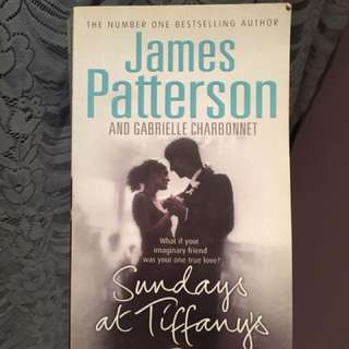 Sunday's at Tiffany's by J. Potterson & G. Charbonnet