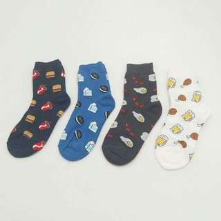 Foodie Collection Iconic Socks