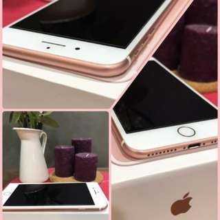 Sell> iPhone 7 plus 128gb Rose Gold iPhone 7+. Apple