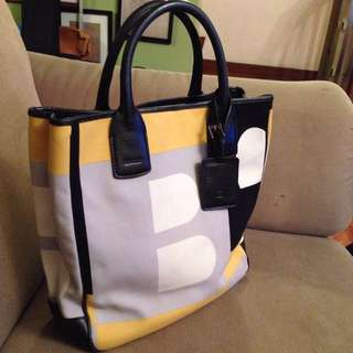 Bally tote bag