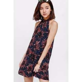 LOVE BONITO Pamayle Printed Dress