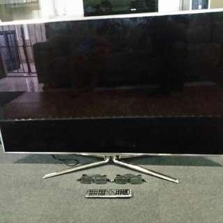 "Samsung 55"" 8 series Full HD Digital Smart TV very good condition."