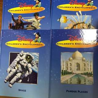 Preloved Grolier Disney Children's Encyclopedia
