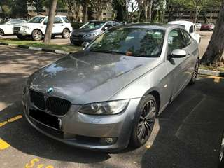 BMW 325 Coupe i-drive sunroof SG