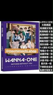 [PO] WANNA ONE NOTHING WITHOUT YOU ALBUM💞
