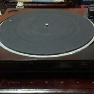 Sony Turntable PS  LX45 Defective Unit