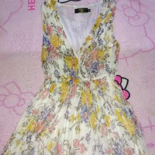 REPRICED Pussycat Floral Dress