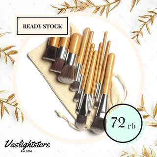 Wooden Brush 11 pcs