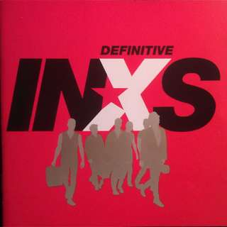 INXS Definitive double cd