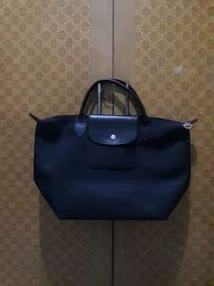 Longchamp Planetes SLH Authentic