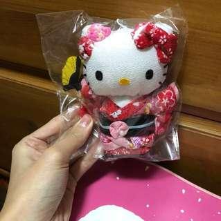 新日本Hello Kitty公仔購自日本