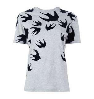 MCQ 燕子贴花T恤