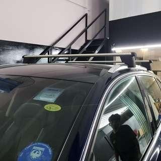 Original Audi q5 q7 q3 roof rack