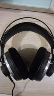 AKG K272 HD studio headphones