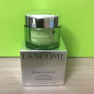 Lancome Energie De Vie water infused cream
