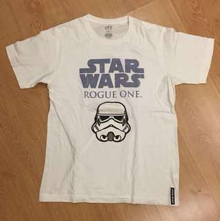 Uniqlo Star Wars Rouge One Men's Shirt
