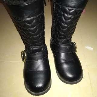 Kids girl boot