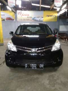New xenia m mt 2012 hitam