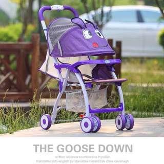 Violet Baby Stroller