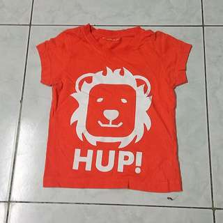 Orange Top for toddler