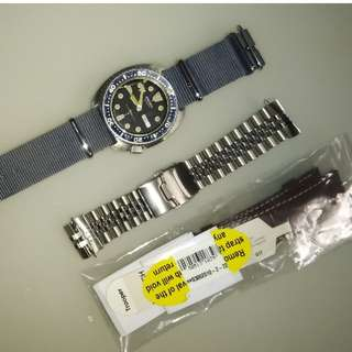 All Original Seiko 6309-7040 with second hand fallen out
