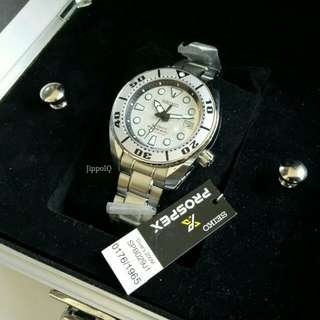 Seiko Silver Sumo SPB029 Limited Production 1965 Pcs (Thailand Retail Only).