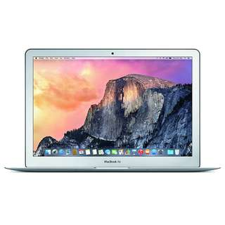 Apple MacBook Air 11-inch Laptop (Intel Core i5 1.6 GHz, 4 GB RAM, 128 GB SSD, Intel HD, OS Sierra)  (Rarely Used) (Almost Like New)