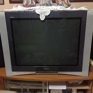 ⚡️MOVING HOUSE SALE!!! Sony TV (CRT)