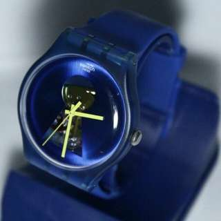 LIMITED EDITION SWATCH new gent SUOZ157 watch