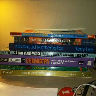 CHEAP HSC TEXTBOOKS