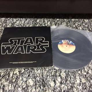 RARE AND IN VERY GOOD CONDITION! 1977 Released Star Wars Original Double LP 20th Century Records Vinyl Record