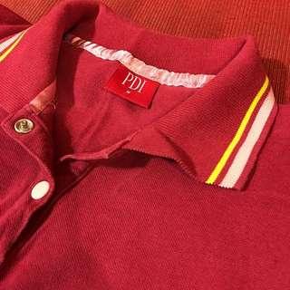 PDI Collar T - Red