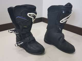 Alpinestar Toucan Goretex Adventure Riding Boots