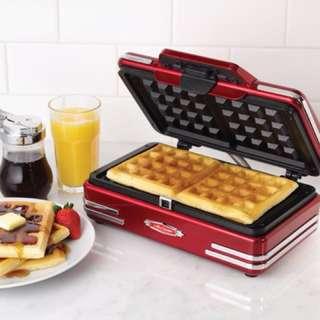 全新💡窩夫機 waffle machine