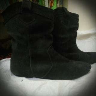 Sepatu boots merk athmosphere