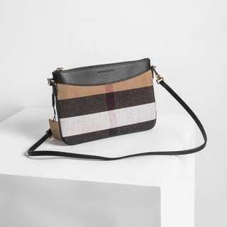 Brand new burberry sling bag