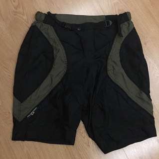 Biking Shorts with Padding