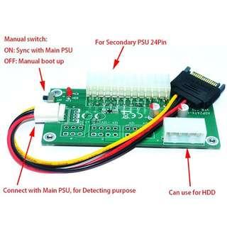 Add2 PSU Controller