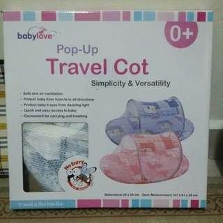 Travel Cot popUp