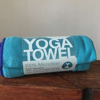 Authentic YogaRat Yoga Towel