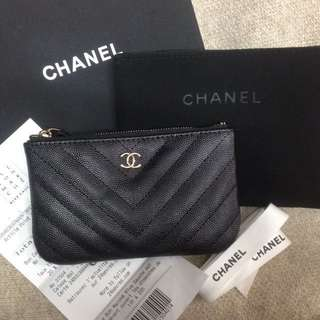 Chanel coin bag