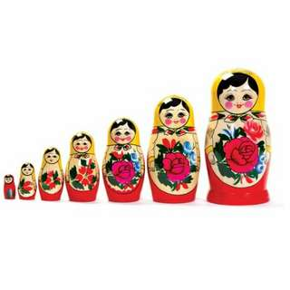 Matryoshka Doll | Russian Dolls